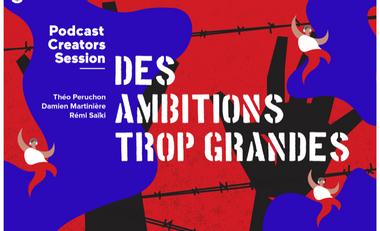 Visueel van project Des Ambitions Trop Grandes