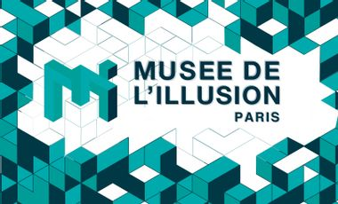 Project visual Musée de l'Illusion