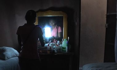 Visueel van project Port-au-Prince, 10 ans et 37 secondes plus tard.