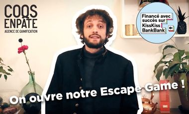 Visueel van project Entrepôt 102 - Escape game - Paris
