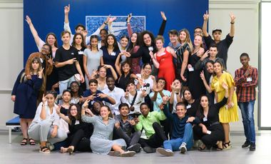 Project visual Abonnez les jeunes de L'Envol à la presse !