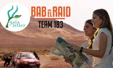 Visueel van project Les Gaïazelles en route pour le Bab El Raid !