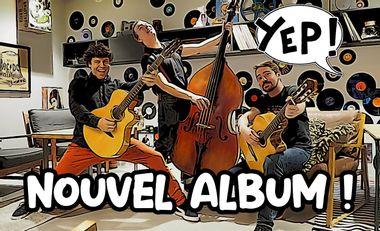 Visueel van project YEP ! Nouvel Album
