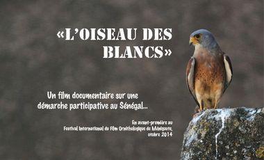 Project visual L'oiseau des blancs, un film documentaire au Sénégal