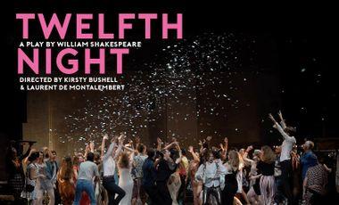 Visueel van project Twelfth Night in London -  January 2020