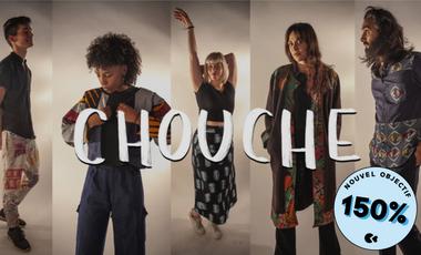 Visuel du projet Chouche : une collection de vêtements mixtes, durables et personnalisables
