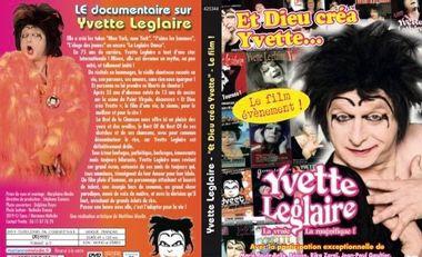Project visual Et Dieu créa Yvette : Le documentaire événement en DVD.