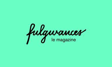 Visueel van project FULGURANCES THE MAGAZINE
