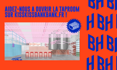 Project visual BRIQUE HOUSE BREWERY : + TAPROOM ?