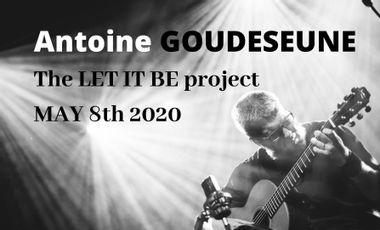 Project visual Let It Be  - Antoine GOUDESEUNE