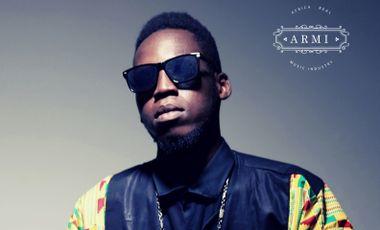 Visueel van project 2CO, la voix de Lomé, finançons son album et soutenons Atomik Corporation