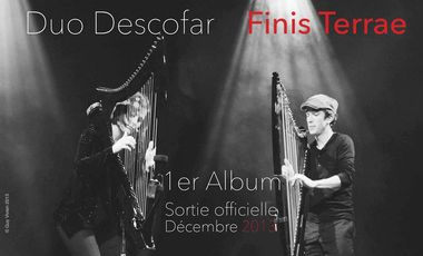 Visuel du projet Duo Descofar-1st Album