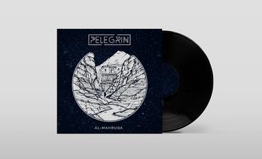 Visueel van project Vinyl pressing of Pelegrin's album Al-Mahruqa