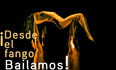 Visueel van project Dansons dans la boue! ¡Desde el fango, bailamos! webdoc