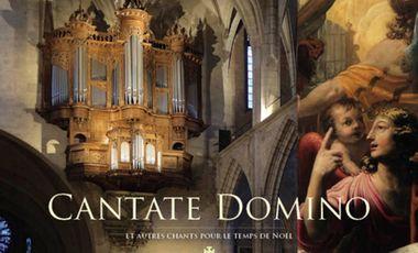 Visuel du projet Cantate Domino - Maîtrise de la Cathédrale de Toulouse