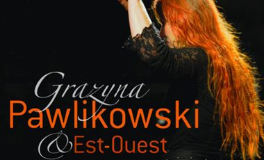Visueel van project GRAZYNA PAWLIKOWSKI  EST-OUEST