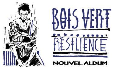 Visueel van project Bois Vert / Nouvel Album / Résilience