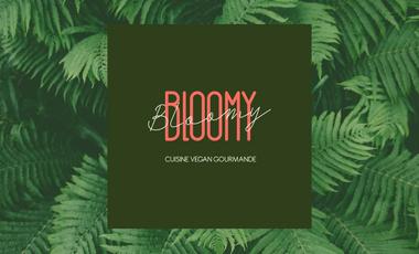 Visuel du projet Bloomy Cuisine Vegan Gourmande