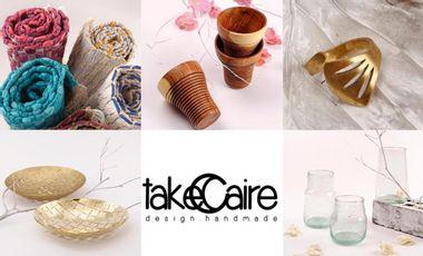 Visueel van project TakeCaire - Design Handmade