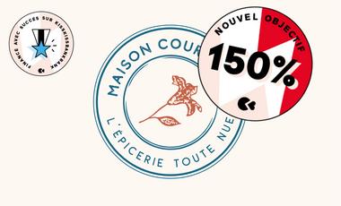 Visuel du projet Maison Courgette, l'épicerie toute nue: à Lyon, en vrac, locale & conviviale!