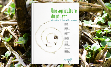 Visueel van project Une Agriculture du Vivant, réconcilier la terre et les hommes