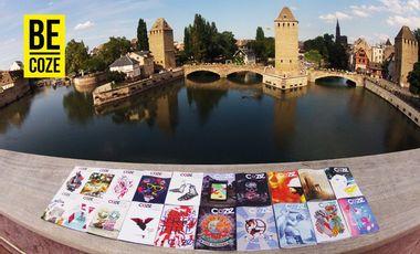 Project visual Dynamisons la vie culturelle Alsacienne