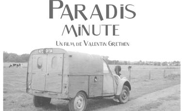 Visueel van project Paradis Minute - Court Métrage