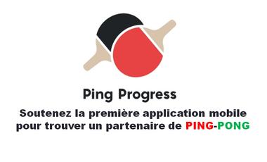 Visuel du projet PING PROGRESS