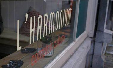 Visueel van project L'Harmonium