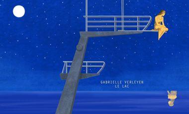 Project visual Gabrielle Verleyen - Le Lac - 1er EP