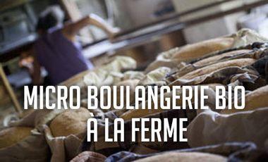 Visueel van project Micro boulangerie bio à la ferme