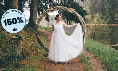 Visueel van project Aurélia Prado - Créatrice de Robes de mariées Ecoresponsables