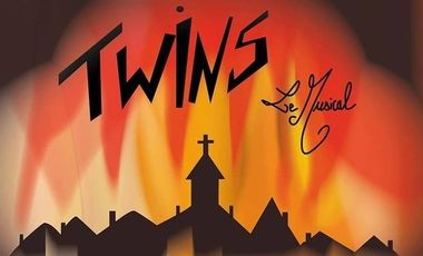 Visueel van project TWINS le Musical