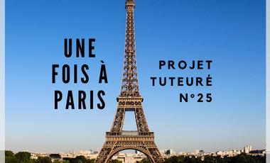 Project visual Voyage scolaire pour collège défavorisé