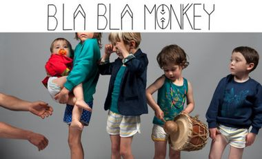 Visueel van project Bla Bla Monkey Mode Enfant