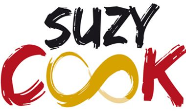 Project visual SuzyCook, cuisine alternative mobile