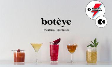 Project visual BOTEYE, spirits & cocktails