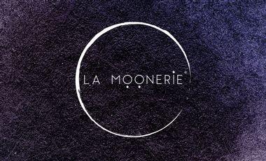 Visuel du projet La Moonerie Shop 🌙 Witchy Brand 💜 Organic & Vegan Apparel
