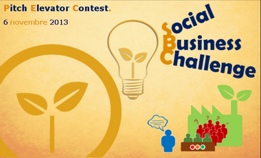 Project visual The Social Business Challenge