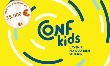 Project visual Confkids