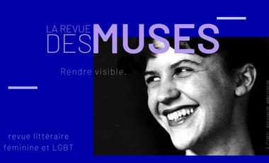 Visueel van project La Revue des Muses - Revue littéraire féminine et LGBT