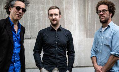 Visueel van project MOODS / Jérémy Bruger Trio