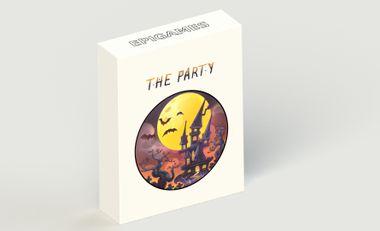Project visual The party  le jeu de cartes Monstrueux