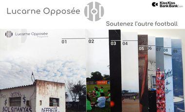 Visueel van project Lucarne Opposée, plongez dans l'autre football