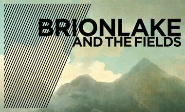 Visuel du projet BRIONLAKE & THE FIELDS, production du nouvel EP