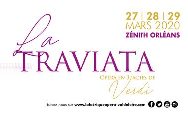 Visueel van project La Traviata - La Fabrique Opéra Val de Loire