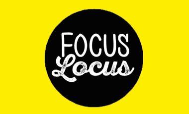 Visueel van project Focus Locus : l'info nécessaire mais pas chiante