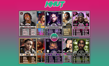 Visueel van project Les Cartes du RAP