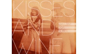 Visueel van project Kisses & Wine : le disque !