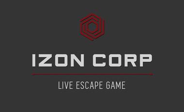 Project visual Izon Corp - Live Escape Game